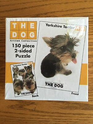 Jigsaw Puzzle - The Dog Artist Collection Yorkshire Terrier