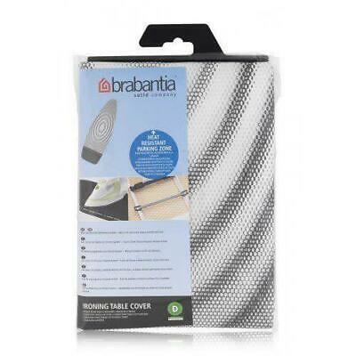 Brabantia Ironing Board Cover 135 x 45cm Size D Heat Resistant