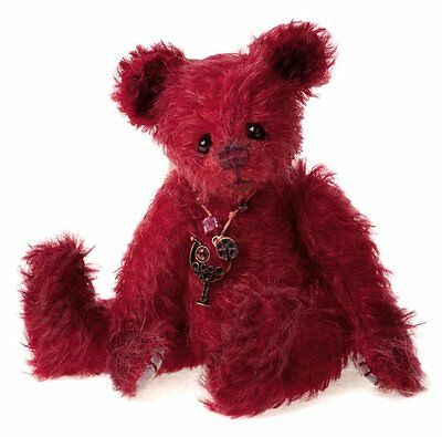 Charlie Bears UK - MM635211F Cherry Bear Ltd Ed