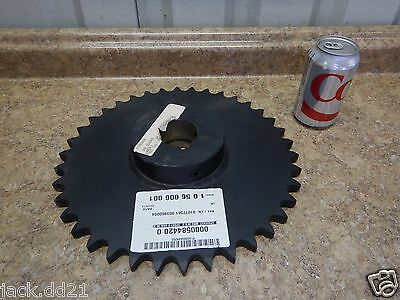 "NEW Martin 80BS38 2 Roller Chain Sprocket 38"" Teeth 2"" Bore 1"" Pitch NEW"