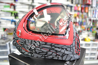 Dye I4 Goggle Pro Goggles Invision Mask Skinned Red  NOW FREE SHIPPING