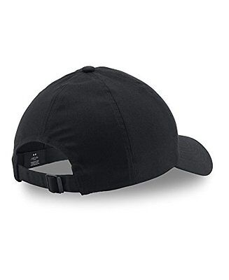 Under Armour Womens Armour Cap, Black 002, One Size