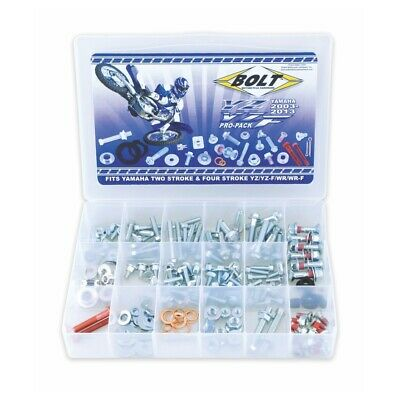 BOLT YZ/YZF Pro Pack BOLT KIT FOR YAMAHA YZ250F | YZ450F 2003 to 2015 MODELS