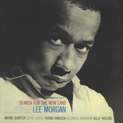 Lee Morgan - Search For The New Land (Vinyl LP - 1964 - US - Reissue)