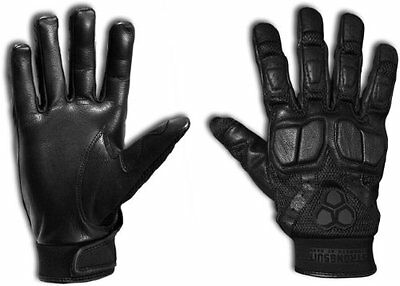 StrongSuit 40100-M SWAT Leather Tactical Gloves, Medium