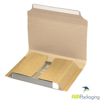 20 X-Large A3 Book Wrap Mailing Postal Boxes