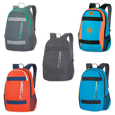 Dakine Backpack - Exit 20L - Rucksack, Bag, Skateboard Carry, 8130019