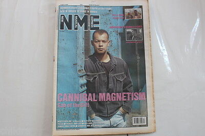 Nme # 1 April 89 Fine Young Cannibals Guns N'roses Sonic Youth Yello Morrissey