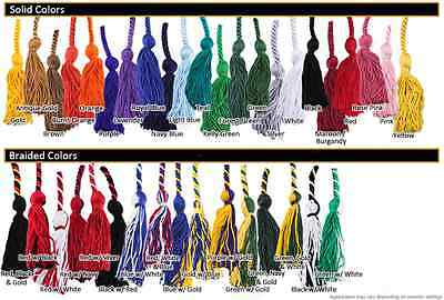 Graduation Cords Two-color (continued)