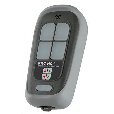 QUICK NAUTICAL EQUIPMENT- WIRELESS HANDHELD REMOTE CONTROL 4 BUTTONS 913 MHz