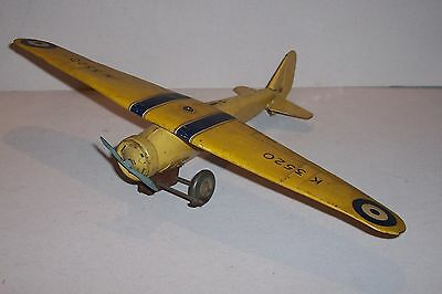 MS-TOYS ! METTOY Flugzeug Hochdecker Made in England