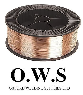 Mild Steel Mig Welding Wire ALL SIZES - 0.7kg, 5kg, 15kg - 0.6, 0.8, 1.0 & 1.2