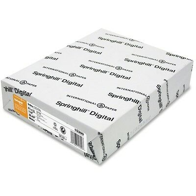Digital Index White Card Stock, 110 lbs., 8-1/2 x 11, 250 Sheets/Pack