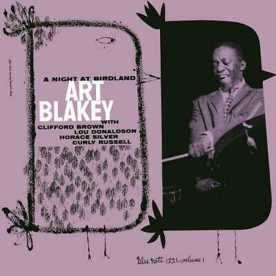 Art Blakey A Night At Birdland limited vinyl LP  NEW/SEALED