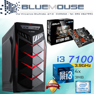 Pc Desktop Computer Intel Core I3 6100 Skylake  Hdd 500Gb/ram 4Gb/dvd Lga1151