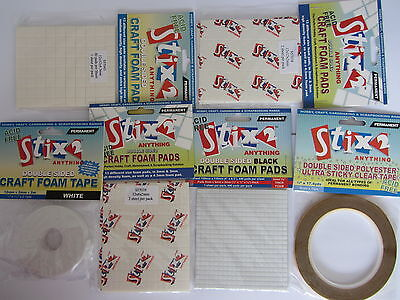 Stix2 Decoupage Adhesive Pack 1 For Cardmaking & Scrapbooking
