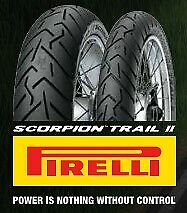 Pirelli Scorpion Trail Ii Motorcycle Tyre Front Dual Purpose 110/80-19 59V