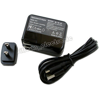 New 5.2V 2.5A 13W AC Power Supply Adapter Charger Cable For Microsoft Surface 3