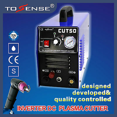 CUT50 Pilot arc 110v/220v 50A plasma cutter CNC Compatible plasma cutting 1-14mm