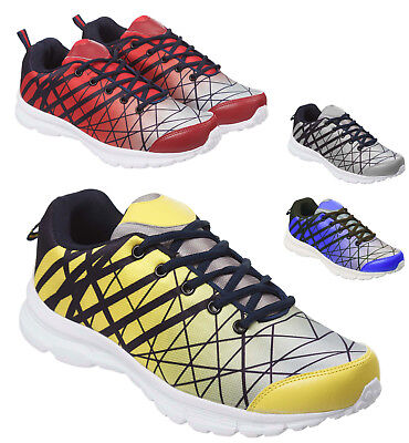 Mens & Boys Running Trainers Size 6 to 11 UK for SPORT ATHLETIC GYM EXERCISE 012
