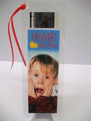 HOME ALONE Movie Film Cell Bookmark Collectible Compliments poster dvd