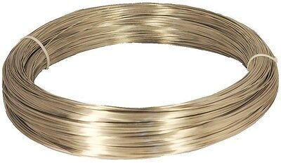 Titanium Round Wire Grade One 1.00 MM  15 Ft. Pure Titanium