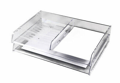 Italplast Document Tray A3 Clear