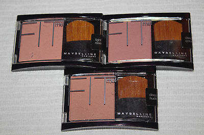 BUY 2, GET 1 FREE (add 3 to cart) Maybelline Fit Me Blush