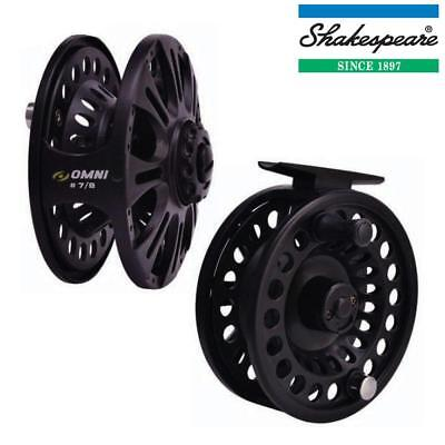 SHAKESPEARE OMNI FLY FISHING REEL SIZE #6/7 or #7/8