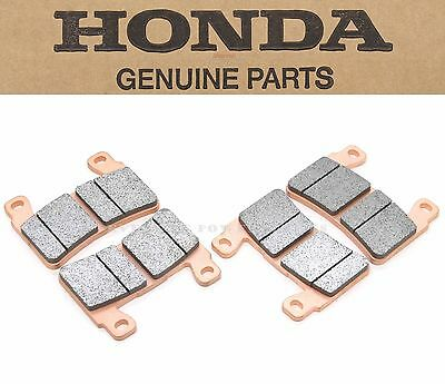 Genuine Honda Front Brake Pads Pad Set CBR 600 954 RVT 1000 R (See Notes) #S33