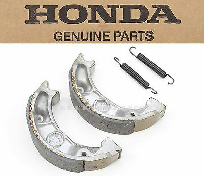 Honda Front or Rear Brake Shoes 00-03 XR70-100 R, 04-13 CRF70-100 F #W127