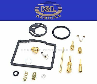 Carburetor Rebuild Kit 73 74 75 XR75 Honda Carb Jets Gaskets Repair Kit   #i77
