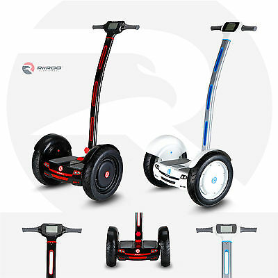 RiiRoo Personal 2 Wheeled Self Balancing Portable Scooter Electric Scooters