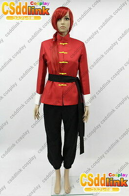 Ranma 1/2 Cosplay Costume csddlink any sizes