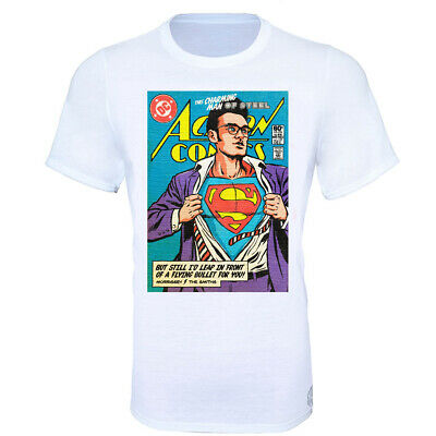 Man Of Steel Morrissey The Smiths SuperMan T-Shirt - Kids & Adult Sizes