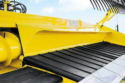 Honey Bee Draper Belting Canvas for Combine Headers AirFLEX