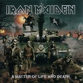 Iron Maiden - A Matter Of Life And Death (2006)  CD  NEW/SEALED  SPEEDYPOST