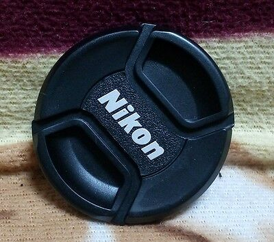 New Snap-on Lens Cap 62 mm for Nikon F AF S lens
