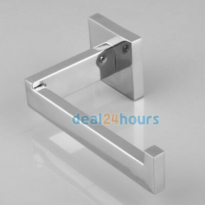 Hot Mirror Polished Stainless Steel Bathroom Toilet Tissue Paper Roll Holder