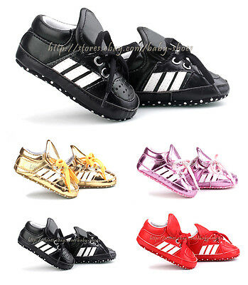 Infant Toddler Sport Sneaker Baby Boy Girl Shoes Pre-walker Newborn to 18 Months