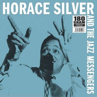 Silver Horace And The Jazz Messengers Lp Vinyl New 33Rpm