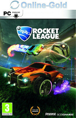 Rocket League Key - STEAM Digital Download Code - PC Game CD-Key Neu [DE] [EU]
