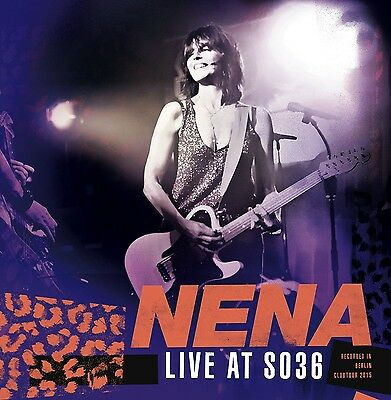 Nena - Live At So36 2 Cd New+