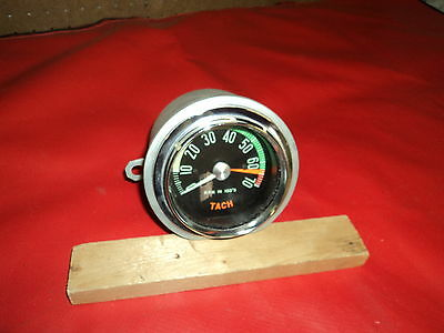 Corvette 1961 Late/ 1962 Hi Horse Tach Assembly    1961  1962
