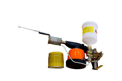 BRAND NEW - VAROMOR - SMOKE CANNON, device for smoking bees in varroa, Fumigator