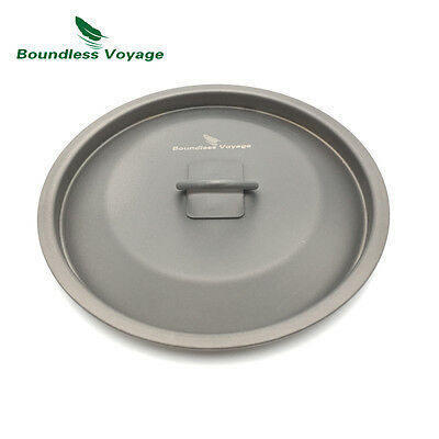 Boundless Voyage Titanium Cup Cover Cup Lid Apply To KS810,KS811 and  Ti1518B