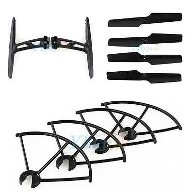 Spare Parts Protector Propellers Landing Skid For JXD 509G RC  Quadcopter HOT