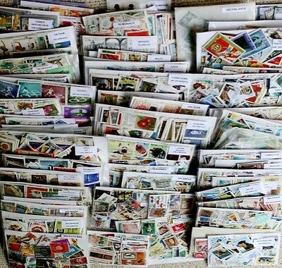 WORLDWIDE Superb stamp collection made up of 15,000 DIFFERENT Stamps