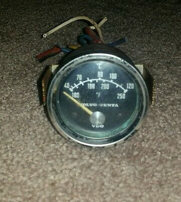 Volvo Penta Temperature Gauge Tmd40