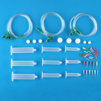 Liquid Dispenser Solder Paste Adhesive Glue Syringe Dispensing Needle Tips